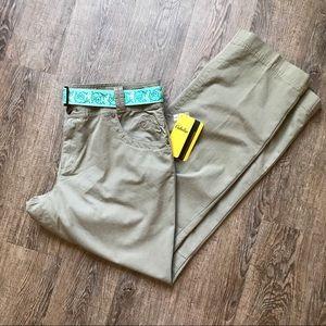 CABELA'S Khaki ultimate outdoor Straight Leg pants